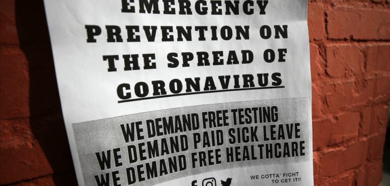 Sick Leave Coronavirus