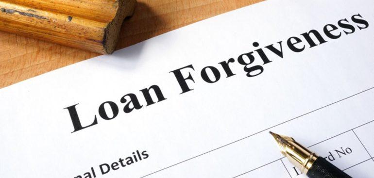 PPP 3508 - Loan Forgiveness