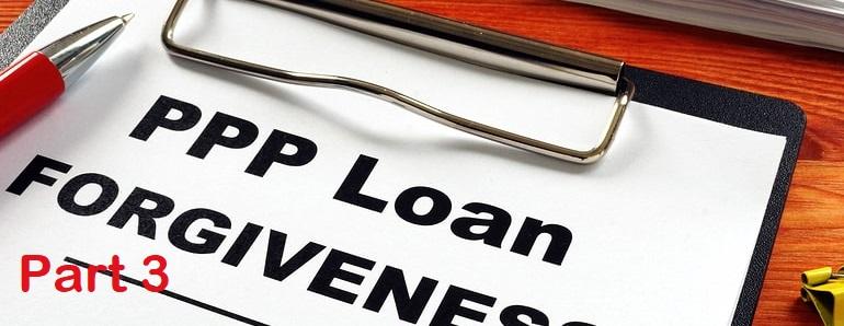 Loan Forgiveness Part 3